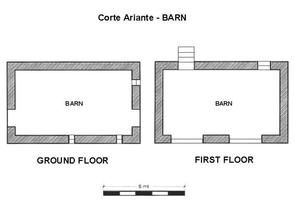 Plans - Barn
