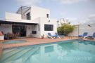 3 bed Detached Villa in Yaiza, Lanzarote...