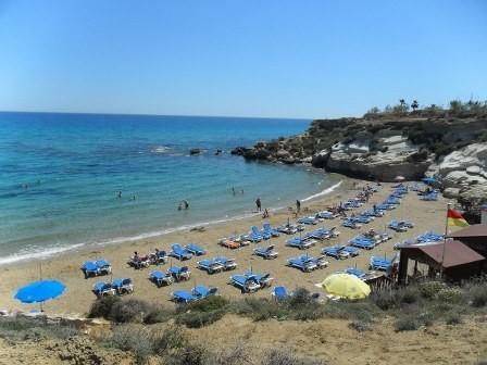 Kapparis Beach