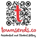 Townsend Accommodation, Penryn logo
