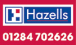 Hazells Chartered Surveyors, Bury St Edmunds logo