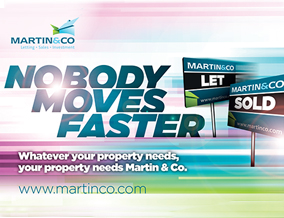 Get brand editions for Martin & Co, Chesterfield - Lettings & Sales