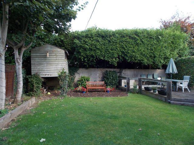 Garden rear 1