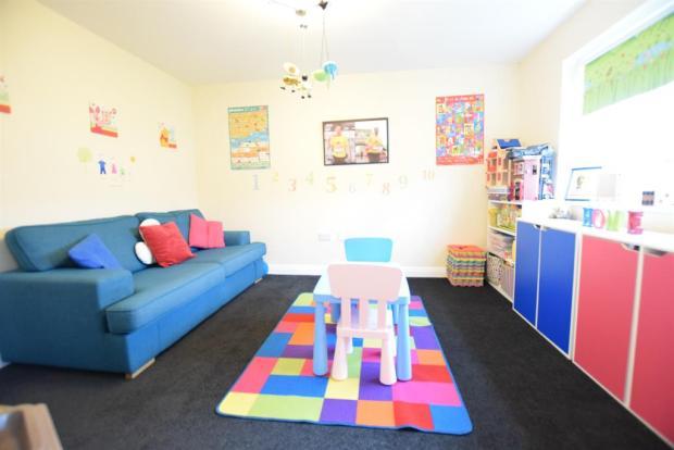 Master Bedroom / Play Room