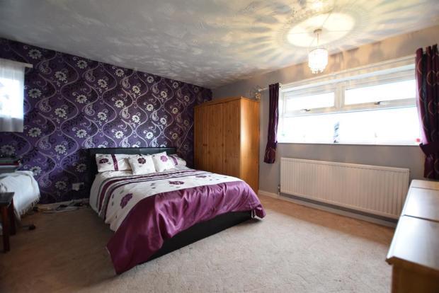 Bedroom 1 Angle 2