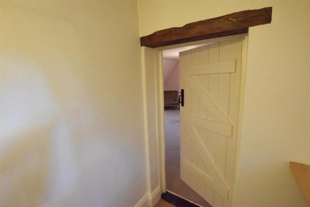 doorway Leading to Bedroom 1