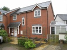 3 bedroom semi detached home in Maes Myllin, Llanfyllin...