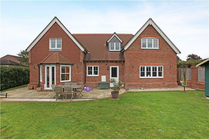 4 bedroom detached house for sale in boxford newbury berkshire rg20 rg20