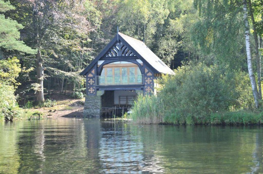 Lakeside Log Cabins Lake District Where To Stay In The