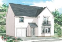 4 bedroom new home for sale in Cowal Place, Dunfermline...