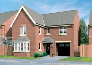 Admiral Way by David Wilson Homes, Cowal Place,