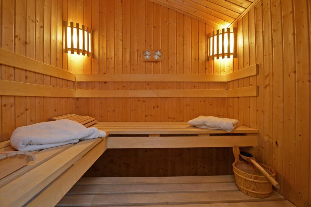 Sauna Part Two