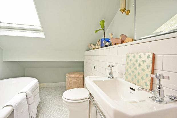 Bathroom Two P1
