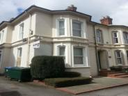 Terraced house in Queen Victoria Road...