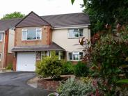 Detached house in South Molton