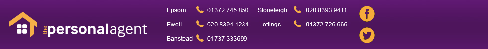 Get brand editions for The Personal Agent, Epsom - Lettings