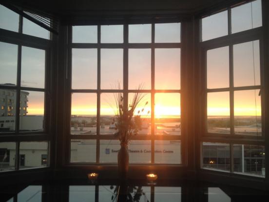Sun Set View