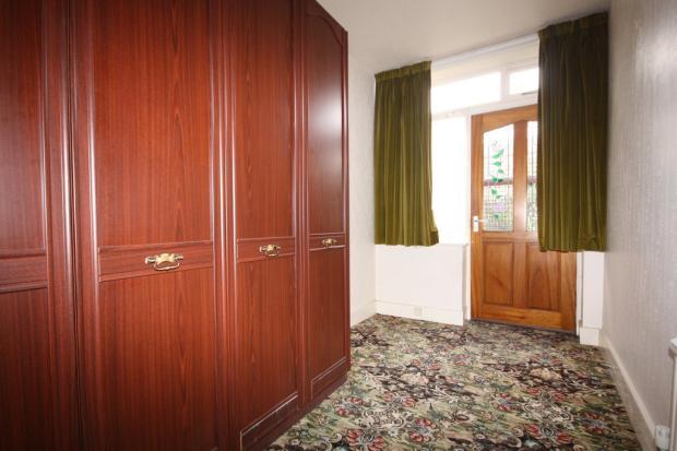 Potential Bedroom...