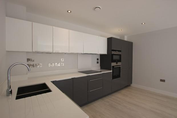 Apt 7 Kitchen