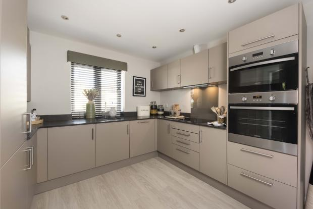 plot 2 kitchen