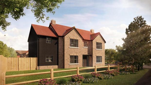5 bedroom detached house for sale in applewood ermine street buntingford hertfordshire sg9