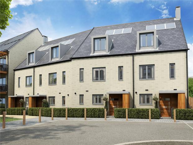 3 Bedroom House For Sale In Trumpington Meadows Hauxton Road Cambridge Cb2