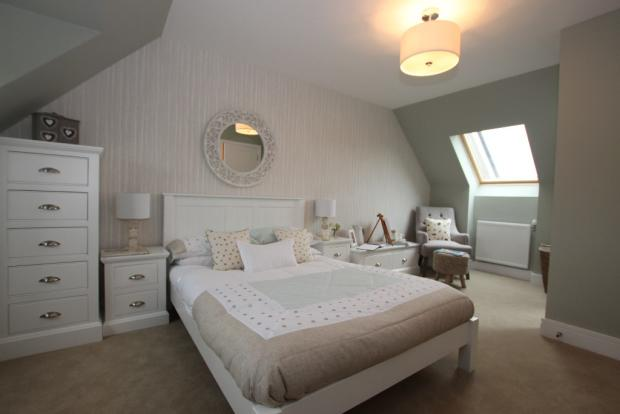Peregrine bedroom