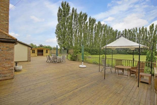 Decking Area &...