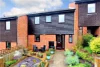 Terraced house for sale in Priory Gardens...