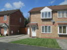 2 bed semi detached home in Heol Ysgawen, Llanharry...