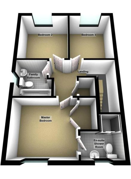 Floor  Plan-First F