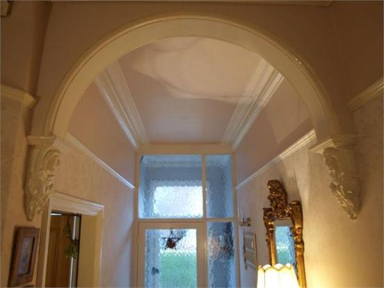 Ceiling Archway