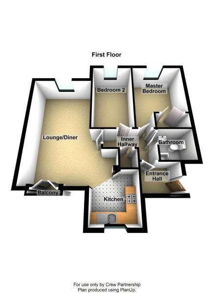 Floor Plan-First Fl