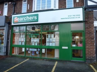 Searchers Letting Agents, Hall Greenbranch details