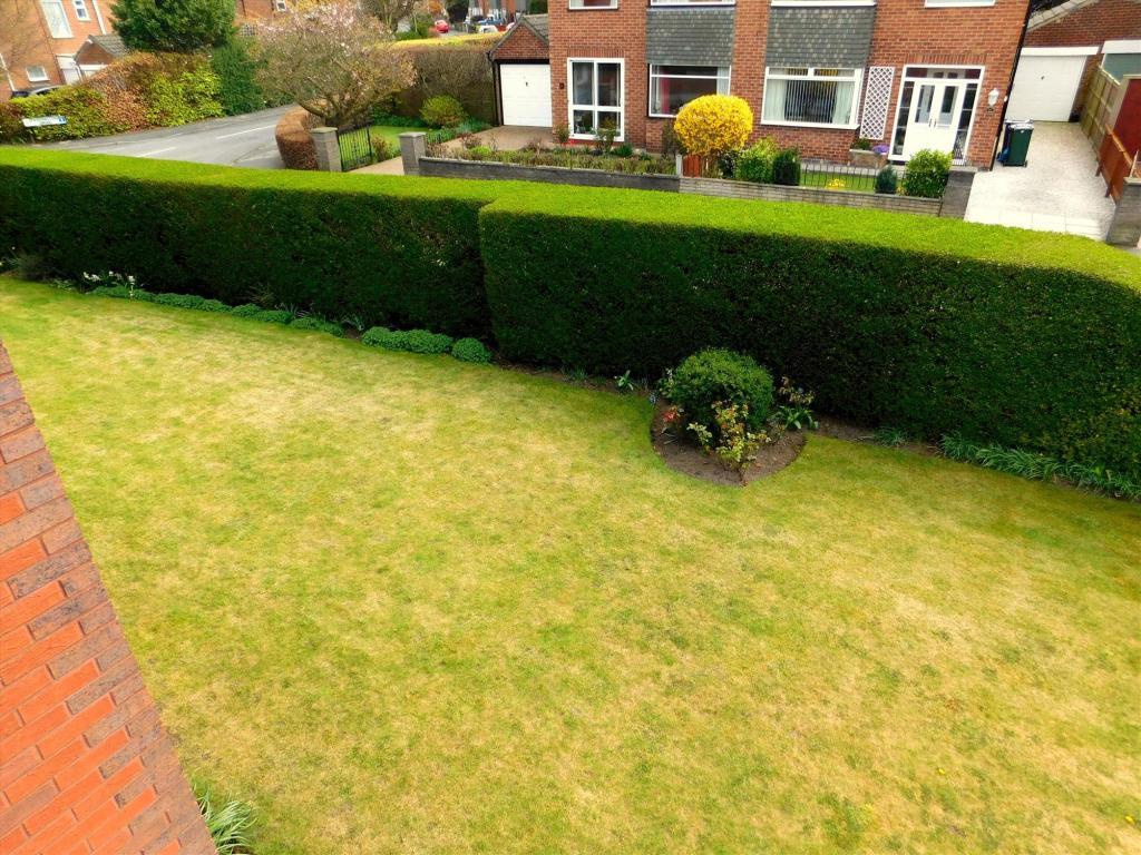 Garden to Front