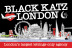 Black Katz, East London logo