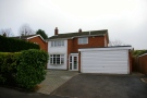 semi detached house in Severn Road, Oadby...