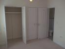 Master Bedroom with Fitted Wardrobes and En Suite Shower