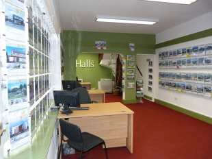 Halls Estate Agents, Oswestrybranch details