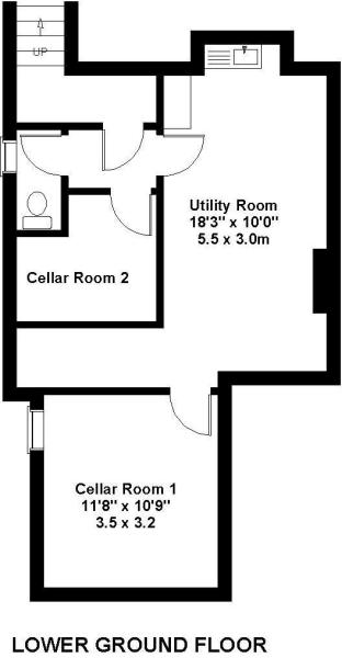 Basment Floorplan