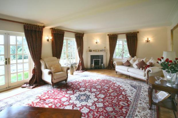 7 bedroom detached house for sale in withinlee road for Best private dining rooms cheshire