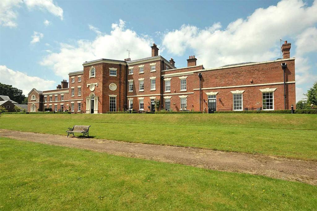 Lawton Hall - Rear