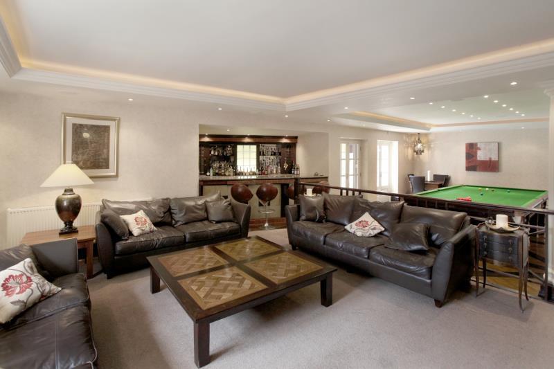 Snug/Snooker Room