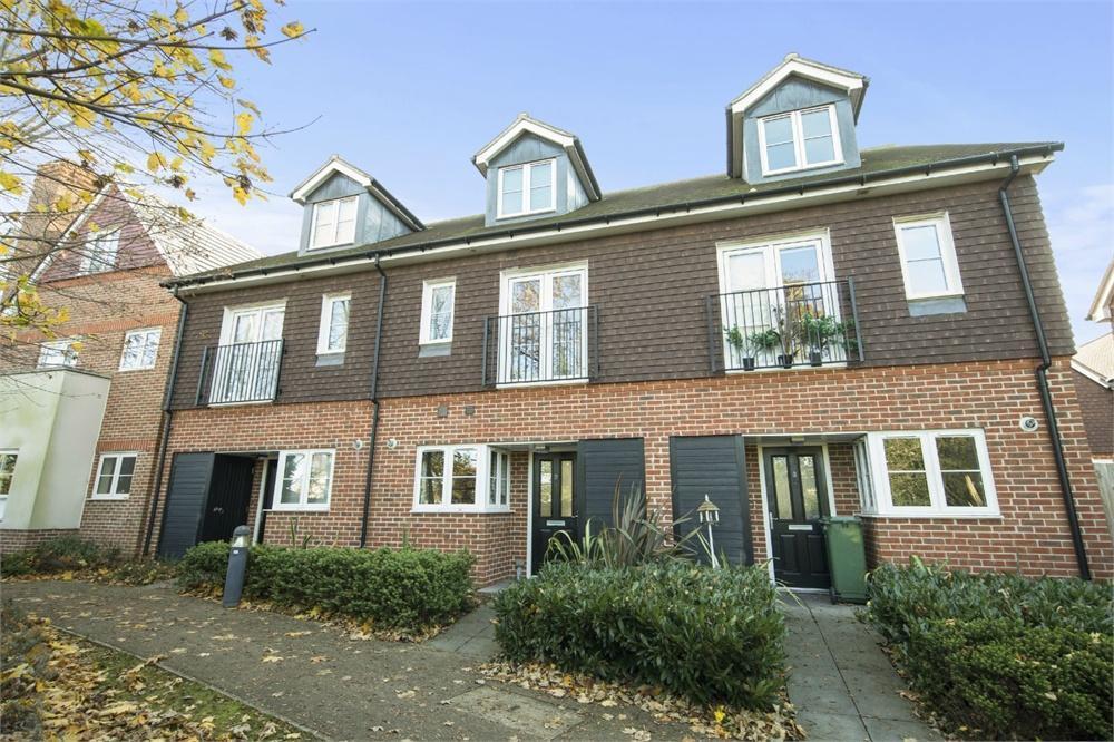 3 Bedroom Terraced House For Sale In Downsedge Terrace Guildford Surrey Gu1