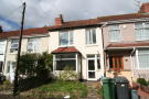 semi detached house in Park Road, Filton...
