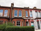 Terraced property in Kingswood Road, Brixton
