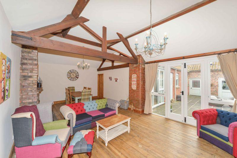 3 Bedroom Barn Conversion For Sale In Front Street