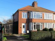 3 bed semi detached property in Whitfield Avenue...