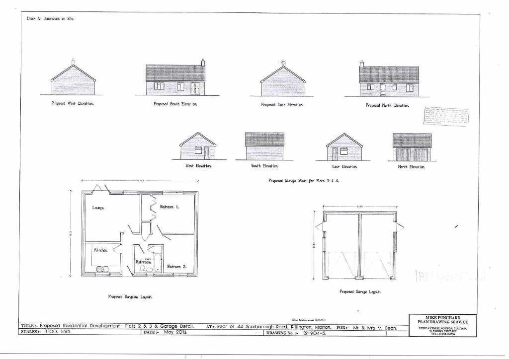 Property For Sale In Rillington