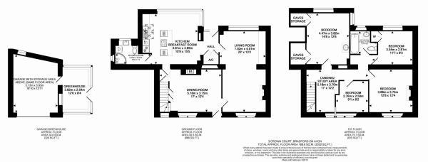 Floor plan 3 Crown C